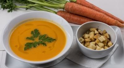 Creme carotte biologique